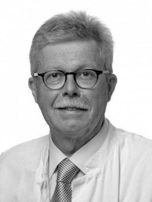 Portrait of Alexander Gerbes