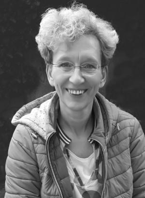 Portrait of Edith Hanke