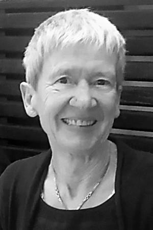 Portrait of Helga Meise