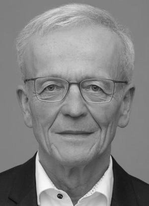 Portrait of Helwig Schmidt-Glintzer