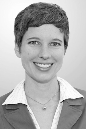 Portrait of Julia Pongratz