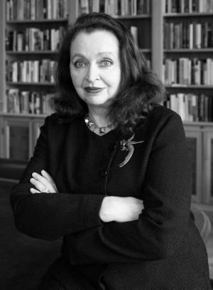 Portrait of Liliane Weissberg