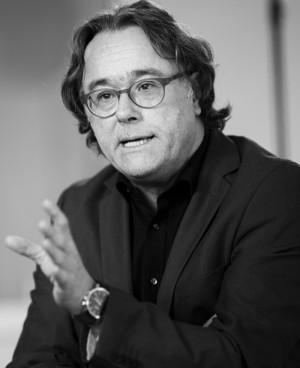 Portrait of Michael Zürn