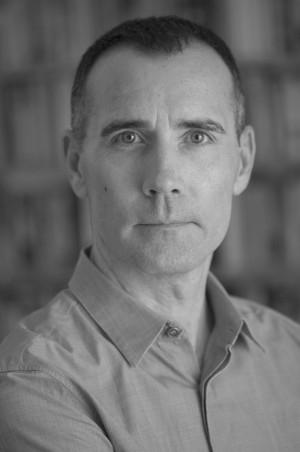 Portrait of Richard Bourke