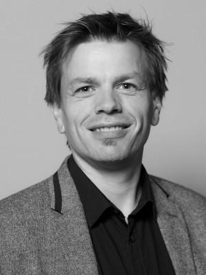 Portrait of Roland Wenzlhuemer