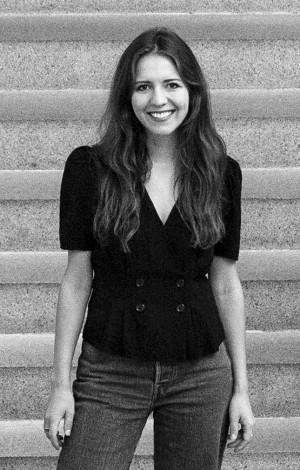 Portrait of Tatjana Schaefer